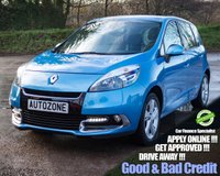 USED 2013 62 RENAULT SCENIC 1.5 DYNAMIQUE TOMTOM DCI EDC 5d AUTO 110 BHP