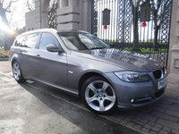 2010 BMW 3 SERIES 2.0 320D EXCLUSIVE EDITION TOURING 5d 181 BHP £7995.00