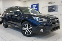 USED 2018 SUBARU OUTBACK new outback 2.5 se premium cvt black BRAND NEW UNREGISTERED