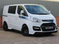 USED 2016 66 FORD TRANSIT CUSTOM 290 LIMITED LR P/V 2.2 290 M-Sport Combi M-Sport Limited Edition No 556