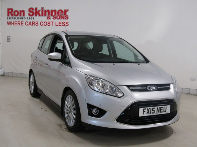 View our 2015 15 FORD C-MAX 1.0 TITANIUM 5d 124 BHP