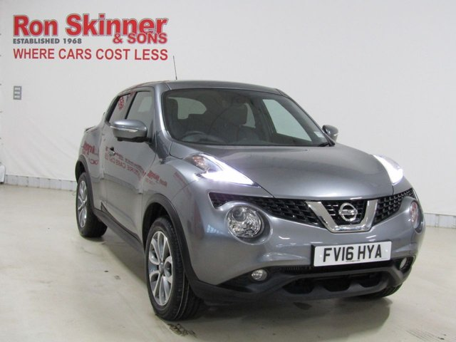 View our 2016 16 NISSAN JUKE 1.5 TEKNA DCI 5d 110 BHP