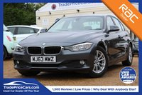 USED 2013 63 BMW 3 SERIES 2.0 320D EFFICIENTDYNAMICS BUSINESS 4d 161 BHP