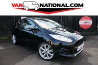2016 FORD FIESTA 1.5 SPORT TDCI 95 BHP (NAVIGATION AIR CONDITIONING) £9990.00