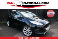 2016 FORD FIESTA 1.5 SPORT TDCI 95 BHP (NAVIGATION AIR CONDITIONING) £9390.00