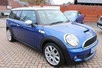 2008 MINI CLUBMAN 1.6 COOPER S 5d 172 BHP £5495.00
