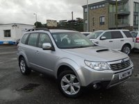 2010 SUBARU FORESTER 2.0 D XSN 5d 147 BHP £SOLD