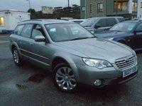 2007 SUBARU OUTBACK 3.0 RN AWD 5d AUTO 245 BHP £4850.00
