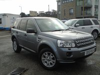 USED 2012 12 LAND ROVER FREELANDER 2.2 TD4 XS 5d 150 BHP