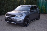 USED 2015 65 LAND ROVER DISCOVERY SPORT 2.0 TD4 HSE LUXURY 5d AUTO 180 BHP
