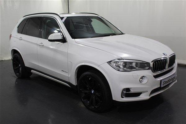 2015 65 BMW X5 3.0 XDRIVE30D SE 7 SEATS 5d AUTO 255 BHP
