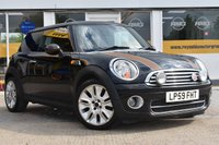 USED 2010 59 MINI HATCH COOPER 1.6 COOPER D MAYFAIR 3d 109 BHP COMES WITH 6 MONTHS WARRANTY