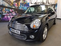 2010 MINI HATCH COOPER 1.6 COOPER 3d 122 BHP £5494.00