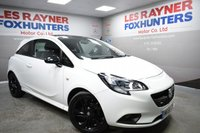 USED 2016 66 VAUXHALL CORSA 1.4 LIMITED EDITION ECOFLEX 3d 89 BHP Bluetooth, DAB Radio, Low miles, Cheap Tax