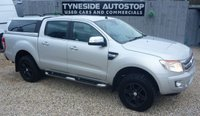 2015 FORD RANGER 2.2 LIMITED 4X4 DCB TDCI 1d 148 BHP £SOLD