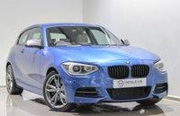 USED 2013 63 BMW 1 SERIES 3.0 M135I 3d 316 BHP