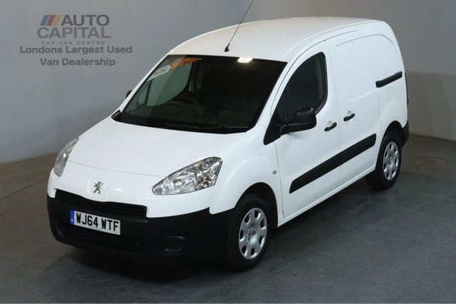 2014 64 PEUGEOT PARTNER 1.6 HDI PROFESSIONAL L1 850 90 BHP SWB AIR CON VAN AIR CONDITIONING SPARE KEY