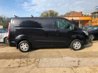 USED 2015 15 FORD TRANSIT CUSTOM 2.2 TDCi 270 L1H1 Limited Panel Van 5dr Diesel Manual (186 g/km, 123 bhp)