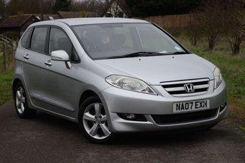 2007 HONDA FR-V 2.0 I-VTEC SPORT 5d 148 BHP £1790.00