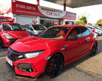 2017 HONDA CIVIC 2.0 VTEC TYPE R GT 5d 316 BHP *ONLY 6,700 MILES* £26995.00