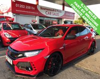 USED 2017 67 HONDA CIVIC 2.0 VTEC TYPE R GT 5d 316 BHP *ONLY 6,700 MILES*