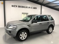 2012 LAND ROVER FREELANDER 2.2 TD4 GS 5d 150 BHP £12995.00