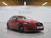 USED 2015 15 JAGUAR XF 2.2 D R-SPORT BLACK 4d AUTO 200 BHP Well-Maintained by Only 1 Previous Owner With Main Dealer Jaguar Service History - 0% DEPOSIT FINANCE AVAILABLE
