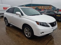 USED 2012 12 LEXUS RX 3.5 450H ADVANCE SUN ROOF 5d AUTO 295 BHP Satellite Navigation | Reverse Parking Camera | Heated Leather Seats | Sun Roof | Cruise Control