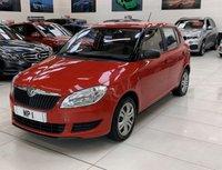 2011 SKODA FABIA 1.2 S 6V 5d 60 BHP HATCH £3795.00