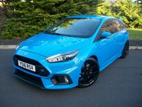 USED 2016 16 FORD FOCUS 2.3 RS 5d 346 BHP HUGE SPECIFICATION £2820 Factory Options, Two Careful Owners From New, JUST 18,000 Miles with Full Ford Dealership Service History!!!