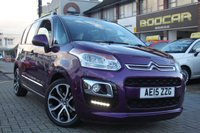 2015 CITROEN C3 PICASSO 1.6 PICASSO SELECTION HDI 5d 91 BHP £6695.00