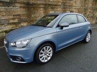 2012 AUDI A1 1.4 TFSI SPORT 3d AUTO 122 BHP £9650.00