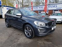 USED 2014 64 VOLVO XC60 2.4 D4 R-DESIGN AWD 5d 178 BHP 0%  FINANCE AVAILABLE ON THIS CAR PLEASE CALL 01204 317705
