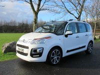 USED 2015 64 CITROEN C3 PICASSO 1.6 PICASSO SELECTION HDI 5d 91 BHP