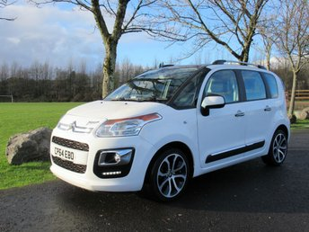 2015 CITROEN C3 PICASSO 1.6 PICASSO SELECTION HDI 5d 91 BHP £6295.00