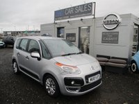 USED 2010 10 CITROEN C3 PICASSO 1.6 PICASSO VTR PLUS HDI 5d 90 BHP