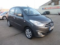 USED 2013 63 HYUNDAI I10 1.2 ACTIVE 5d 85 BHP GOT A POOR CREDIT HISTORY * DON'T WORRY * WE CAN HELP * APPLY NOW *