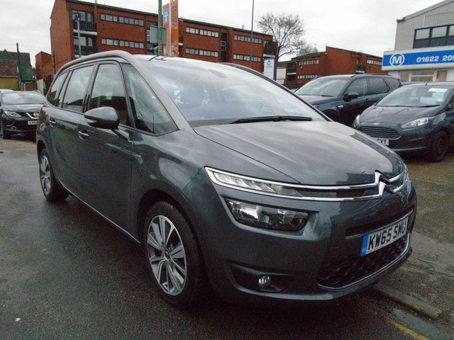 2016 65 CITROEN C4 GRAND PICASSO 2.0 BLUEHDI EXCLUSIVE 5d 148 BHP
