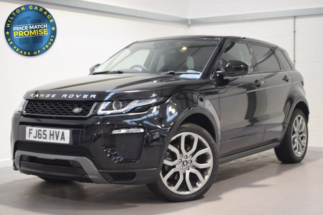 USED 2015 65 LAND ROVER RANGE ROVER EVOQUE 2.0 TD4 HSE DYNAMIC 5d AUTO 177 BHP
