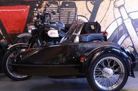 2016 ROYAL ENFIELD BULLET CLASSIC EFI SIDECAR OUTFIT £5699.00