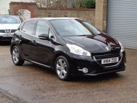 USED 2014 14 PEUGEOT 208 1.4 ALLURE HDI 5d 68 BHP