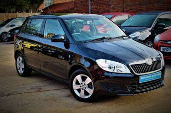 2015 SKODA FABIA 1.2 SE 12V 5d 68 BHP £4995.00
