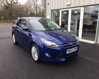 USED 2014 63 FORD FOCUS 1.0 ZETEC ECOBOOST (100PS) THIS VEHICLE IS AT SITE 2 - TO VIEW CALL US ON 01903 323333