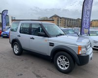 USED 2008 LAND ROVER DISCOVERY 3 TDV6 GS