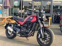 USED 2018 67 BENELLI LEONCINO ABS