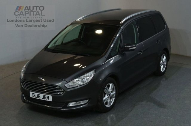 2016 16 FORD GALAXY 2.0 TITANIUM TDCI 5d 148 BHP AUTOMATIC EURO 6 AIR CON 7 SEATER