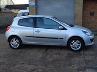 USED 2007 57 RENAULT CLIO 1.1 DYNAMIQUE 16V