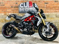 USED 2015 65 MV AGUSTA BRUTALE 800 RR SC Project Exhaust + Extras