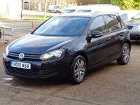 2010 VOLKSWAGEN GOLF 1.6 SE TDI 5d 103 BHP £4250.00