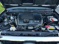 USED 2010 10 TOYOTA HI-LUX 3.0 INVINCIBLE 4X4 D-4D DCB 1d 169 BHP